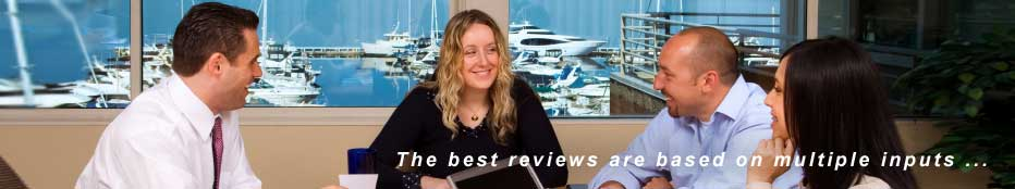 The best reviews for PR Firms and Ad agencies are based on multiple inputs